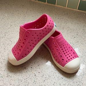 Native Child's Slip On Sneakers